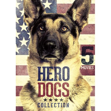 5-Movie Hero Dogs Collection (DVD)