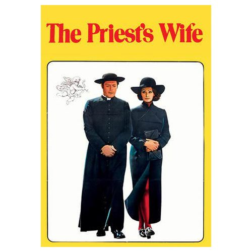 The Priest's Wife (1971)