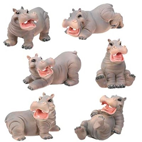 Hippos Collectible Figurine