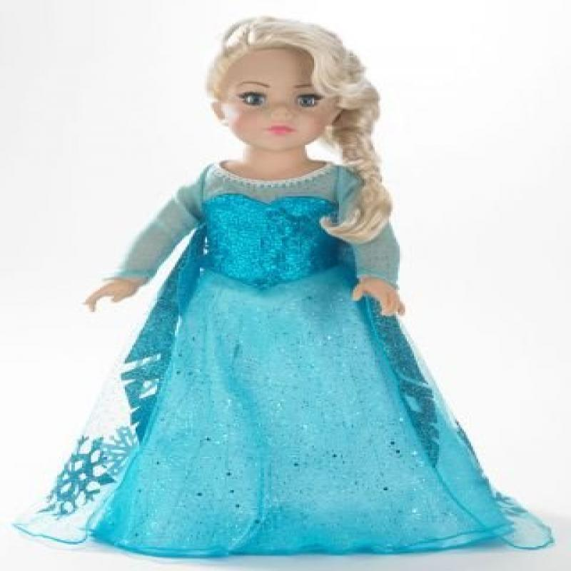 Elsa Disney Frozen 18 Inch Toddler Doll