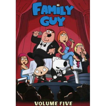 Family Guy Vol 5  Seasons 4   5