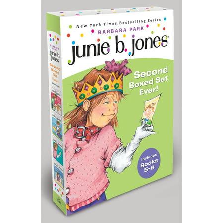 Junie B. Jones Second Boxed Set