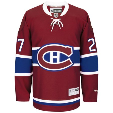 super popular 9c085 3bfc4 Alex Galchenyuk Montreal Canadiens Reebok Premier Replica ...