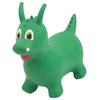Bounce Buddies'Ñ¢ Bounce Horse - Green Dragon