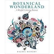 Sterling Publishing-Coloring Botanical Wonderland