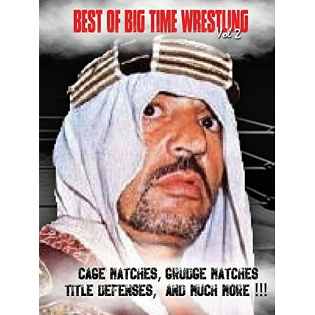 Best Of Big Time Wrestling 2 (DVD) (Best Pro Wrestling Matches Of All Time)