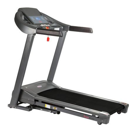 Sunny Health & Fitness T7643 Heavy Duty Walking Treadmill w/ 350lb