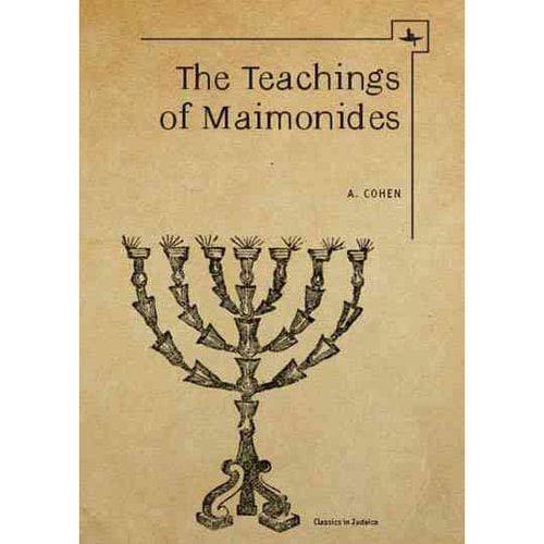 The Teachings of Maimonides