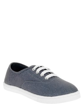 Product Image Faded Glory Girls  Lace-Up Canvas Casual Shoe d4b944d6c