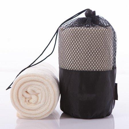 KABOER Microfiber Fast Dry Towel For Travel Camping Beach Shower Towel Gym Sports (Gym Towel Shower)