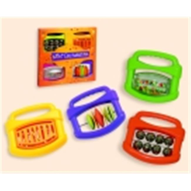Edushape First Set - Musical Instruments, Set - 4