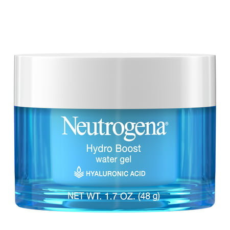 Neutrogena Hydro Boost Hydrating Water Gel Face Moisturizer 1.7 fl. (What's The Best Moisturizer)