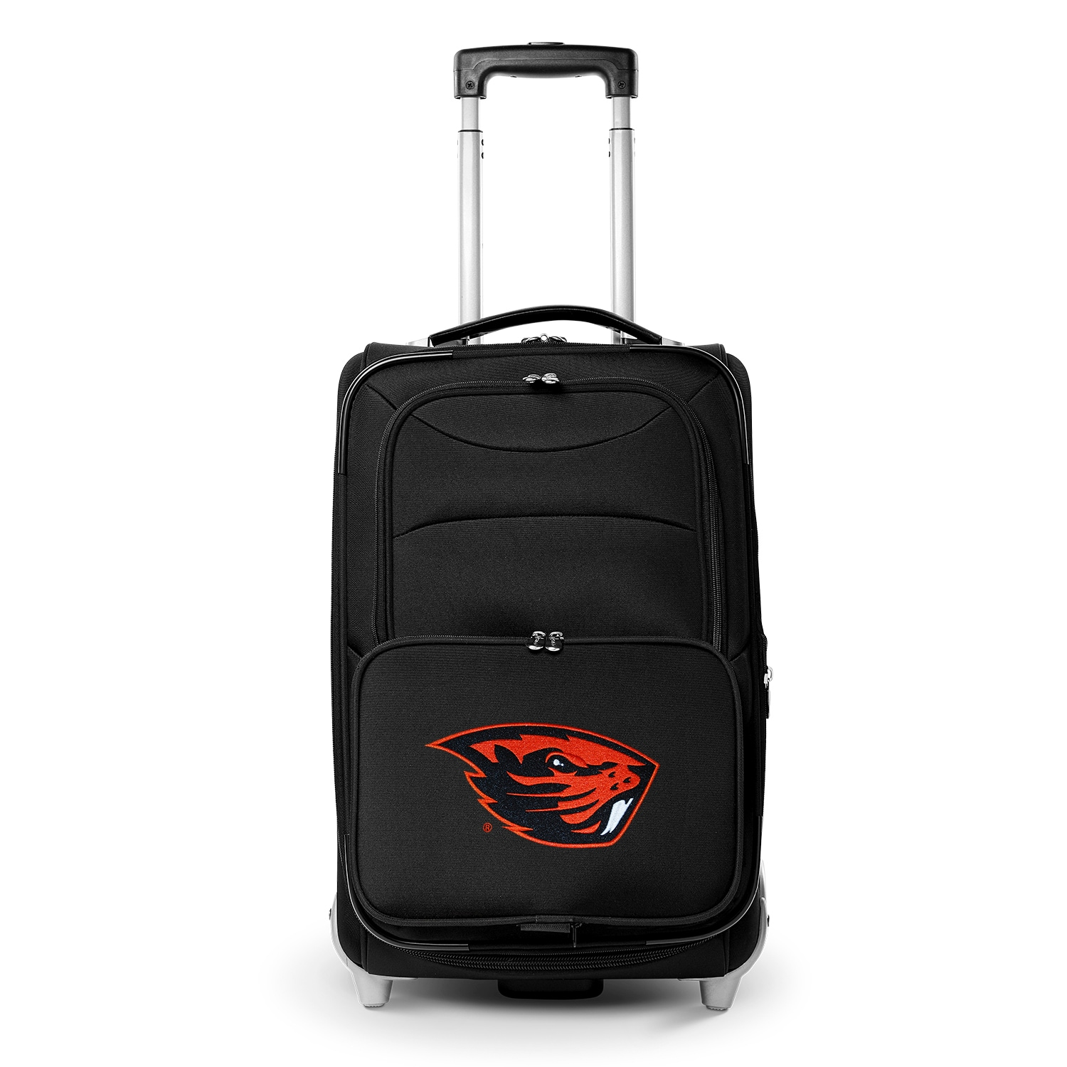 """Oregon State Beavers 21"""" Rolling Carry-On Suitcase"""
