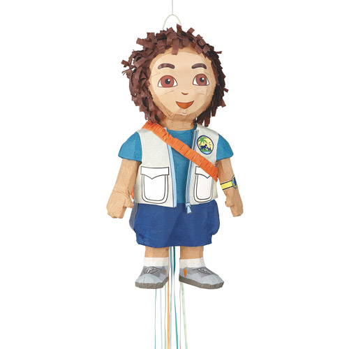 Dora the Explorer Diego Pinata, Pull String