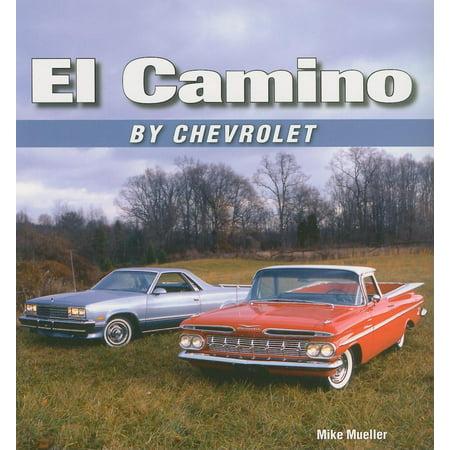 Chevy El Camino Tailgate - El Camino by Chevrolet