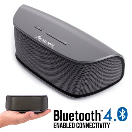 Alpatronix AX420 10W Loud Portable Bluetooth Speaker Wireless