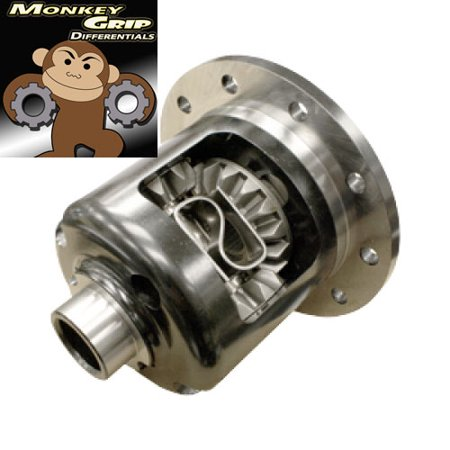 MONKEY GRIP POSI LIMITED-SLIP DIFFERENTIAL - GM 10 BOLT 8.5 - 28 SPLINE - Turbo Differential