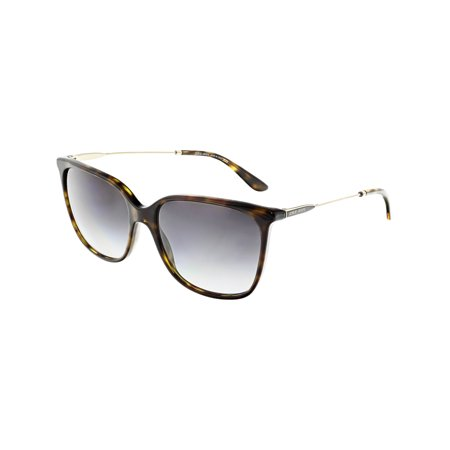 Giorgio Armani Women's Gradient AR8080-50268G-58 Brown Butterfly Sunglasses ()
