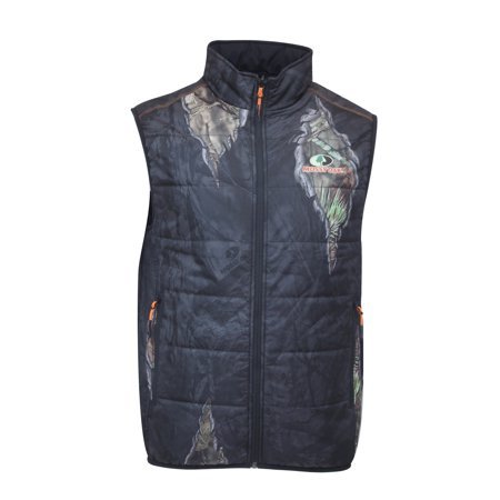 Mossy Oak Men's Insulated - Swiss Army Insulated Vest