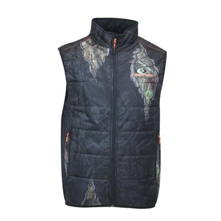 Mossy Oak Men's Insulated Vest ()