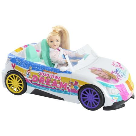 Nickelodeon JoJo Siwa Dream Car Toy Vehicle