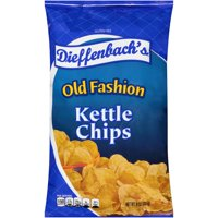 Dieffenbach's Old Fashion Kettle Chips, 9 Oz.