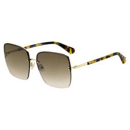 Sunglasses Kate Spade Janay/S 0AHF White Havana / 9O dark gray gradient lens