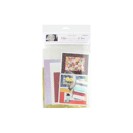 KBDKDKB155 KIMBERBELL MAKE YOURSELF AT HOME EMBELLISHMENT KIT