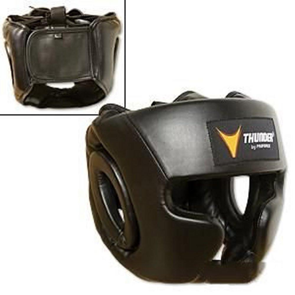 ProForce Thunder Vinyl Full-Face Boxing Headgear