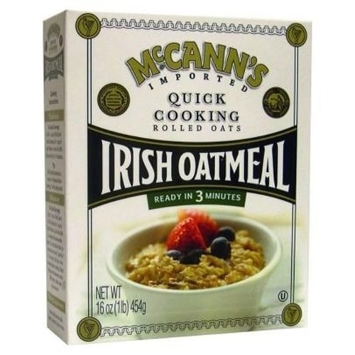 Mccanns Oatmeal Quick Box, 16 OZ (Pack of 12)