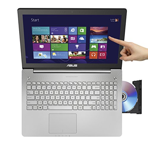 ASUS N550J 15.6-Inch Laptop [OLD VERSION]
