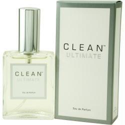 Clean Ultimate By Clean Eau De Parfum Spray 3.4 Oz