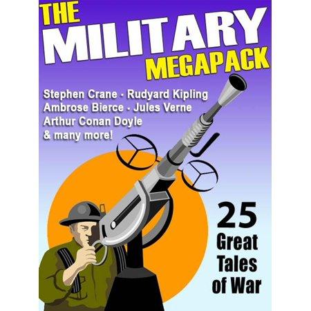 The Military Megapack - eBook