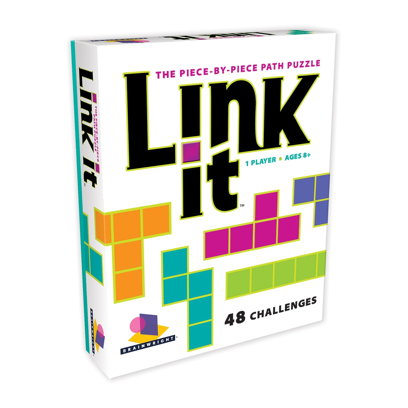 Link It: The Piece by Piece Path Puzzle
