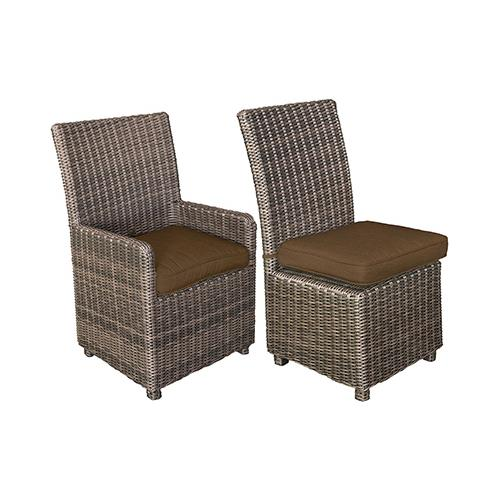 Bond Mfg 69559 Aspen Dining Chair Set, 6-Pc.