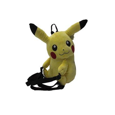 Pokemon Plush Backpack - Pikachu FK23572400 - Walmart.com d17908c3f