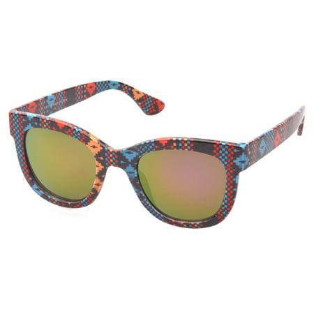 MLC Eyewear 'Easton' Square Fashion Sunglasses in (Easton Sun Glasses)