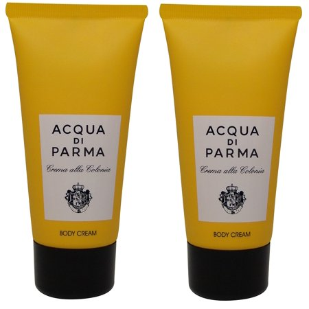 Acqua Di Parma Colonia Body Cream lot of 2 each 2.5oz Bottles. Total of 5oz Acqua Di Parma Body Cream