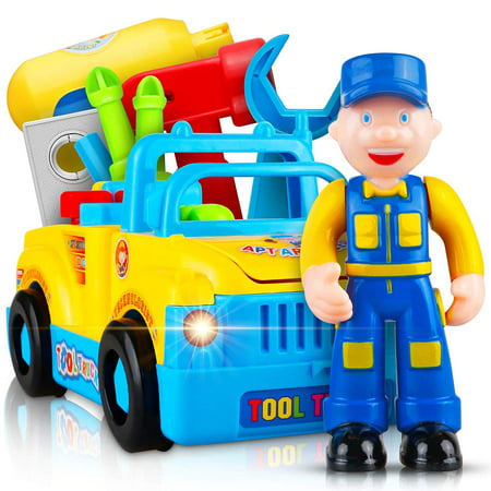 Take Apart Truck Learning Toys for 3 Year Old Boys & Girls ...