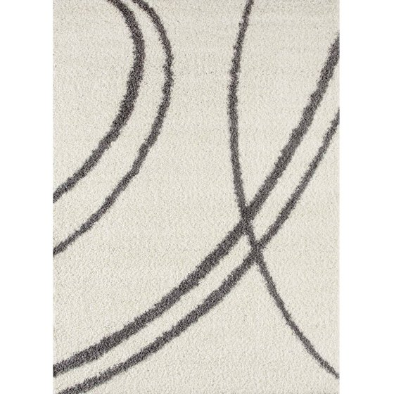 World Rug Gallery Florida Turquoise Area Rug Reviews: World Rug Gallery Soft Cozy Contemporary Stripe Indoor