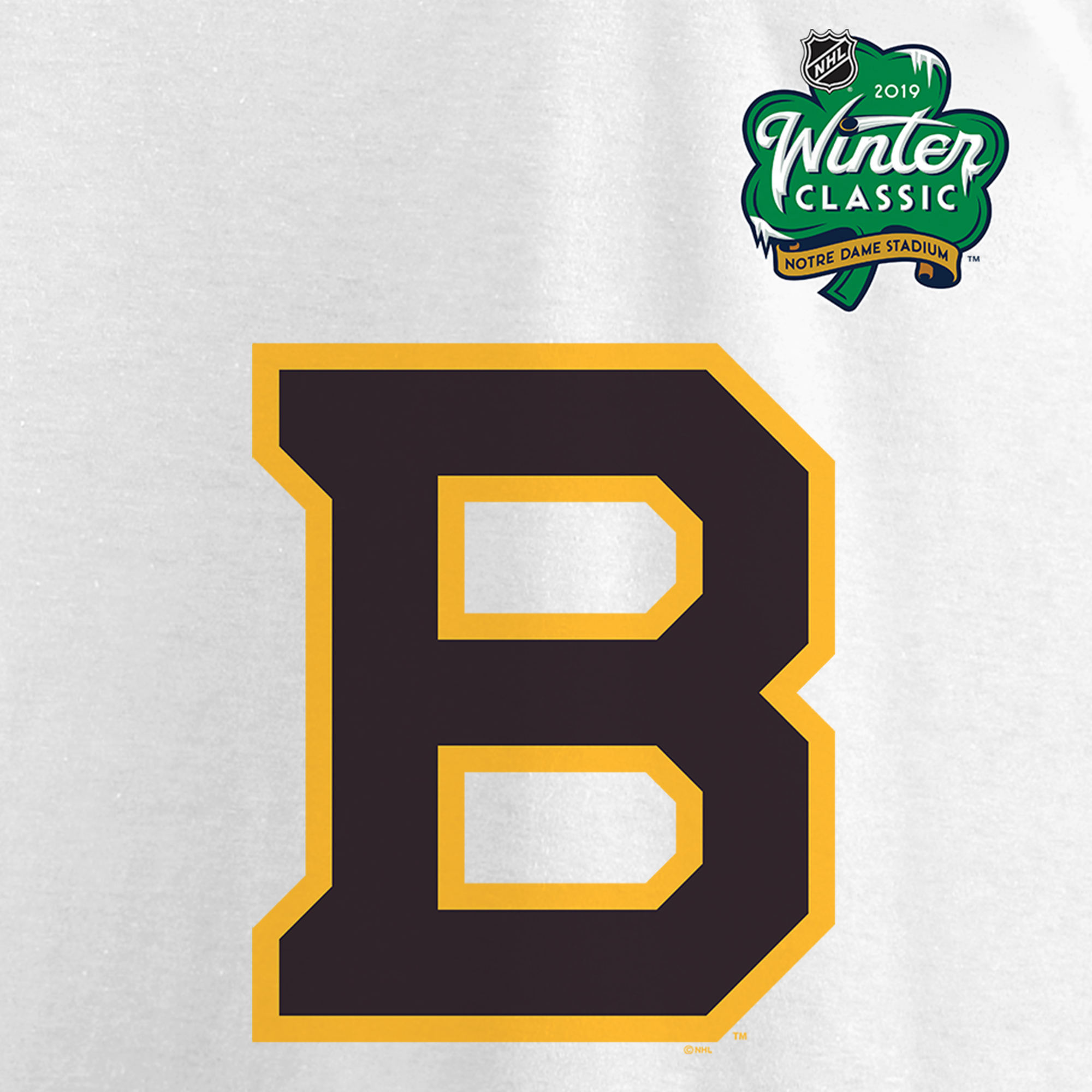 David Pastrnak Boston Bruins Fanatics Branded 2019 Winter Classic Authentic  Stack Name   Number T-Shirt - White - Walmart.com ff61cc6b3