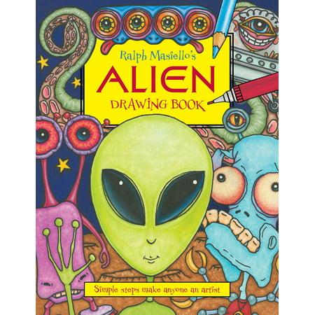 Ralph Masiello's Alien Drawing (Ralph Masiello's Halloween Drawing Book)