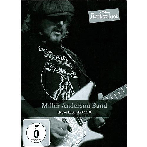 Rockpalast: Miller Anderson Band (Widescreen)