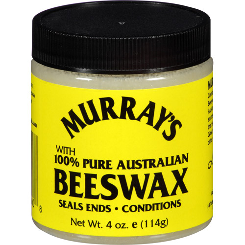 Murray's Yellow Beeswax, 4 oz