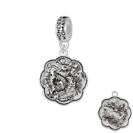Delight Jewelry - Dragon and Phoenix Medallion - Wonder