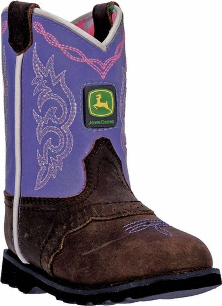 Infant John Deere Boots Infant Pull On 1158 by Johnny Popper