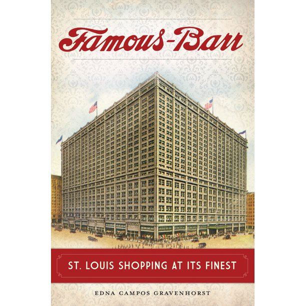 Landmark Department Stores: Famous-Barr: St. Louis Shopping at Its Finest (Paperback)