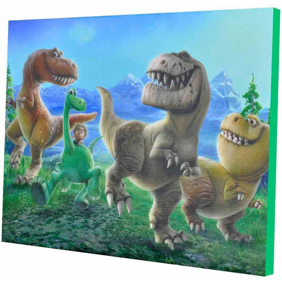 Disney Pixar Good Dinosaur LED Wall Art