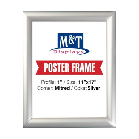 Snap Frame, 8.5X11 Poster Size, 1\