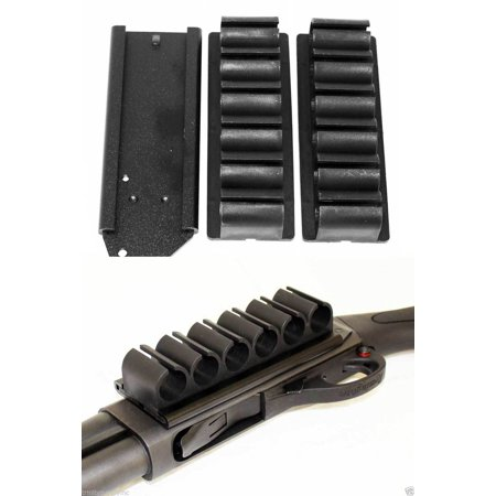 REMINGTON 870 12 gauge Side Saddle Tactical Shell Carrier Holder, Remington 870